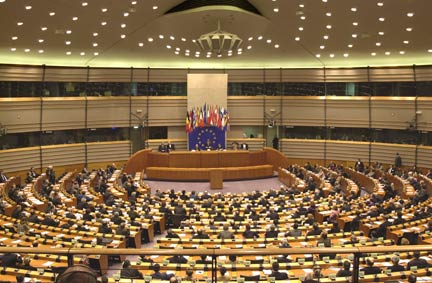 Het Europees Parlement