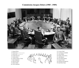 Commissie-Delors I 1985-1989