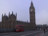Britse parlement met Big Ben in London
