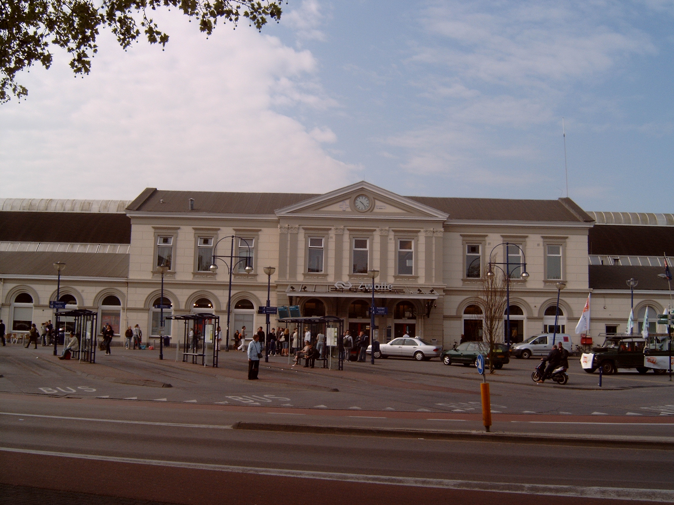 Zwolle, station