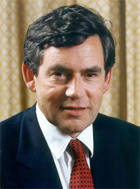 foto J.G. (Gordon) Brown Ph.D MP