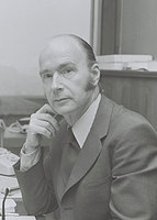 foto Dr. P.J. (Paddy) Hillery