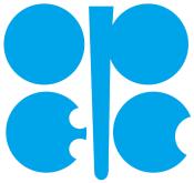 logo OPEC Organisatie van Olie-exporterende Landen