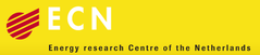 Logo ECN Energy research Centre of the Netherlands