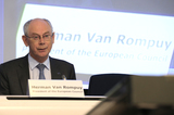 President Herman VAN ROMPUY attends the annual conference of EU head of delegations - Speech