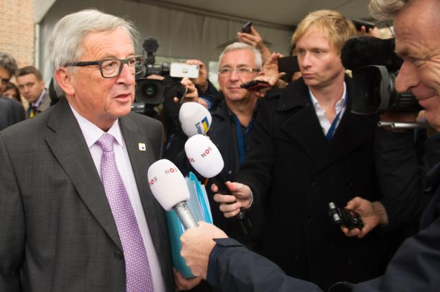 Participation of Jean-Claude Juncker, President of the EC, at the EPP Summit in Maastricht