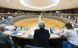General view of the meeting room of the Commission during the Open Doors Day