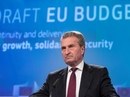 Guenther Oettinger, Eurocommissaris buget