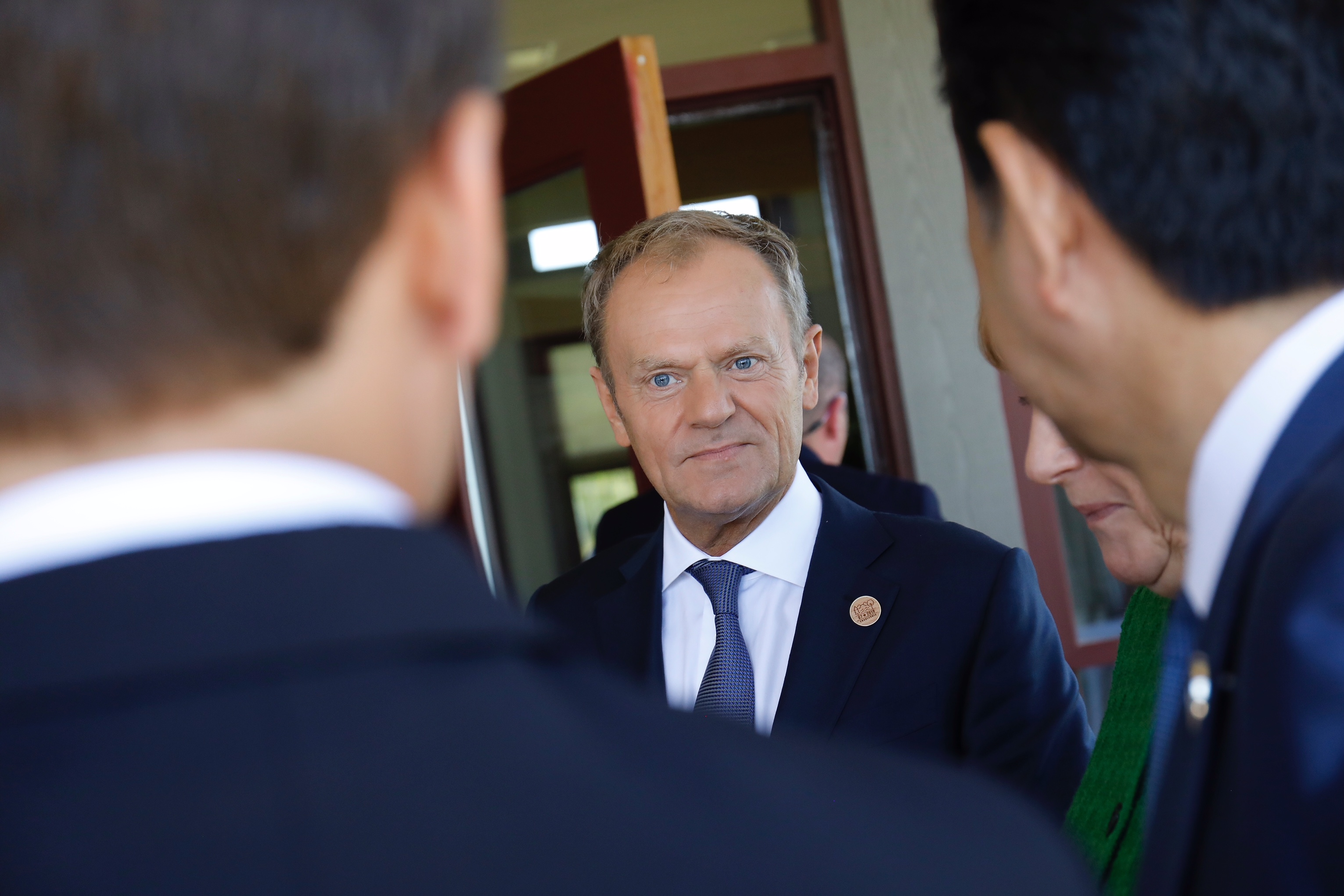 Mr Donald TUSK, President of the European Council.