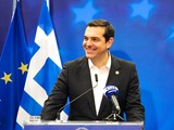 Mr Alexis TSIPRAS, Greek Prime Minister.