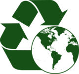 Symbool voor recycling