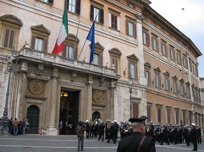 Parlement in Rome