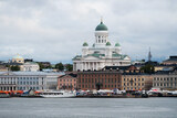 Skyline van Helsinki (flickr/WomEOS)