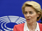 Press conference of David SASSOLI, EP President and Ursula VON DER LEYEN, EC President-elect