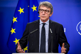 Press conference by David SASSOLI, President of the European Parliament following Video conference of the members of the European Council